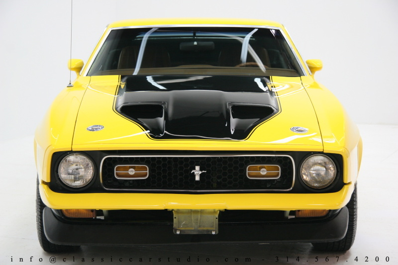 1971 Ford Mustang Mach 1 Coupe For Sale St Louis Missouri