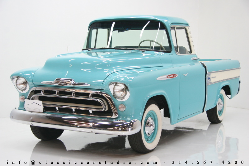 1953 Ford F100 For Sale 1957 Chevrolet Apache Coupe for Sale: St. Louis, Missouri