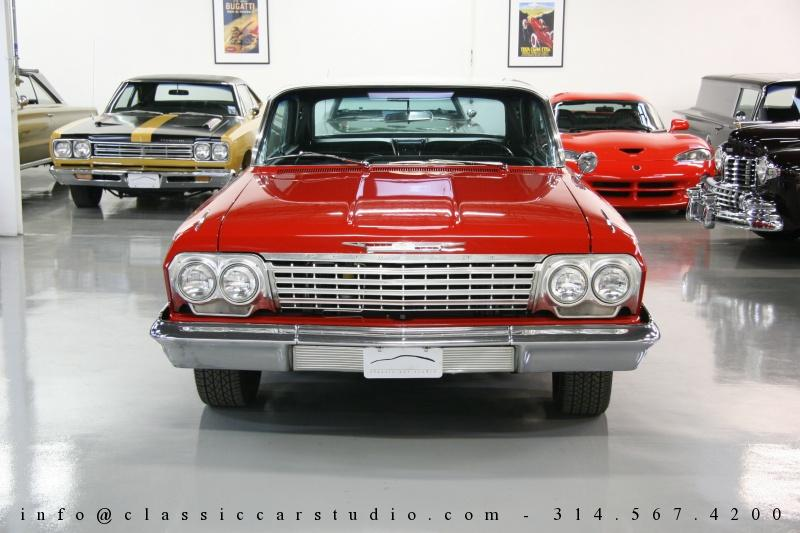 1962 Chevy Impala SS Convertible for Sale