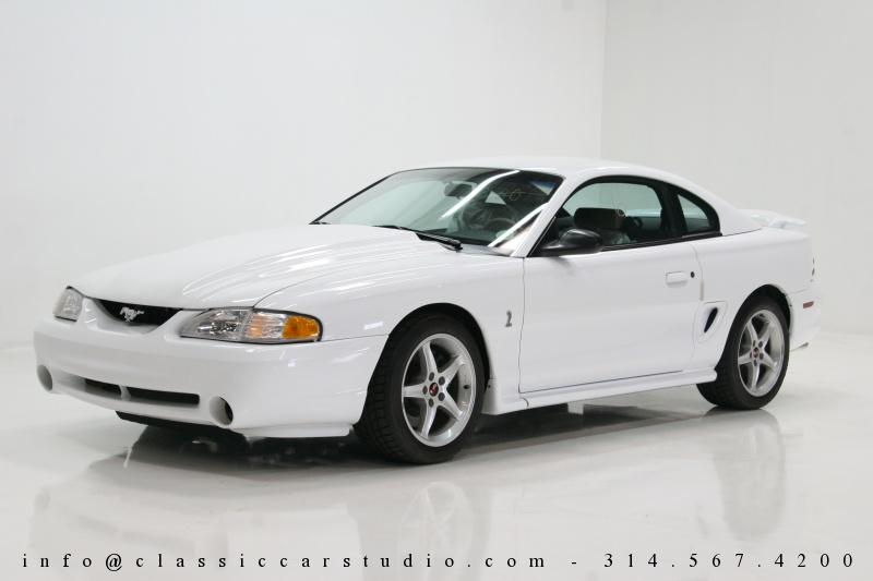 1995 ford mustang cobra r coupe for sale st louis missouri. Black Bedroom Furniture Sets. Home Design Ideas