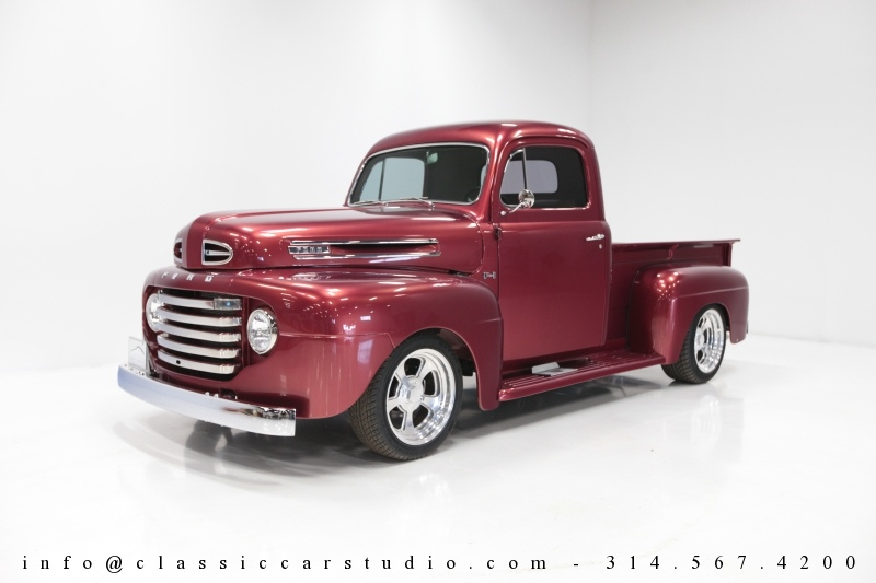 1949 Ford F1 Pickup Truck For Sale St Louis Missouri