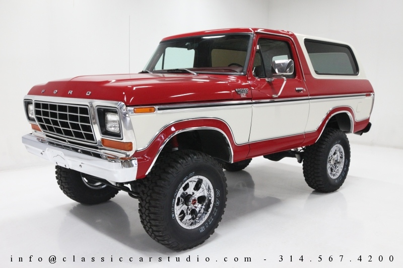 1979 Ford Bronco Coupe For Sale St Louis Missouri