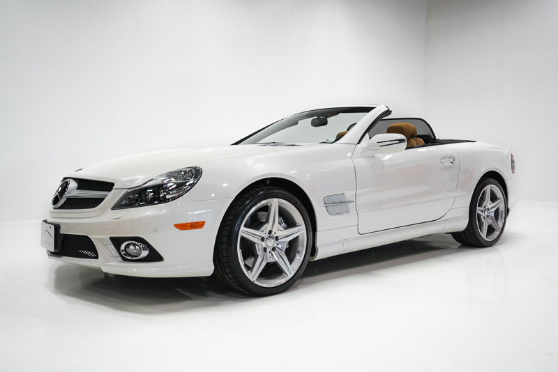 2011 mercedes benz 550 sl convertible for sale st louis. Black Bedroom Furniture Sets. Home Design Ideas