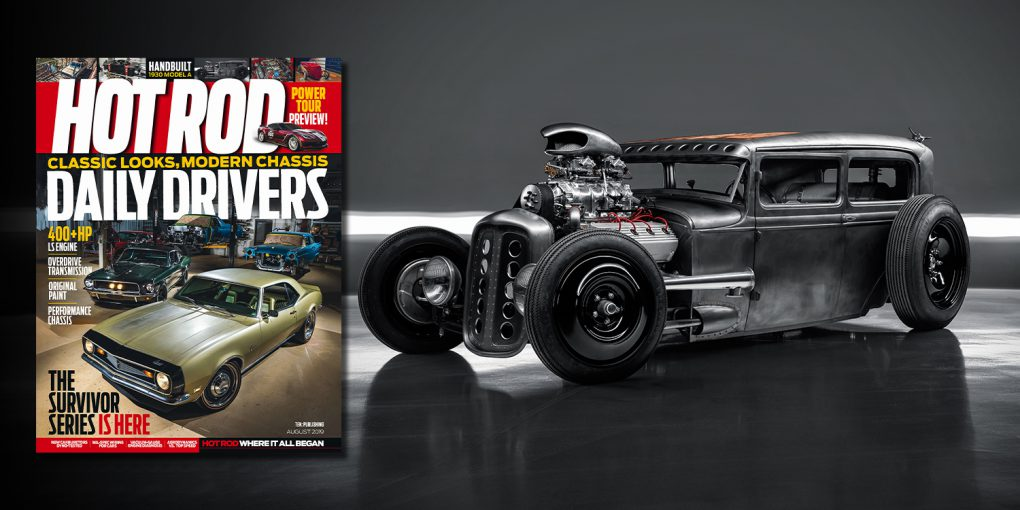 30 Model A – Hot Rod Magazine