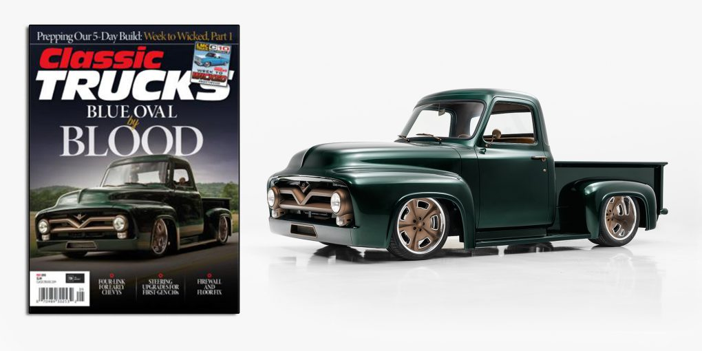 53 Ford F100 – Classic Trucks Magazine