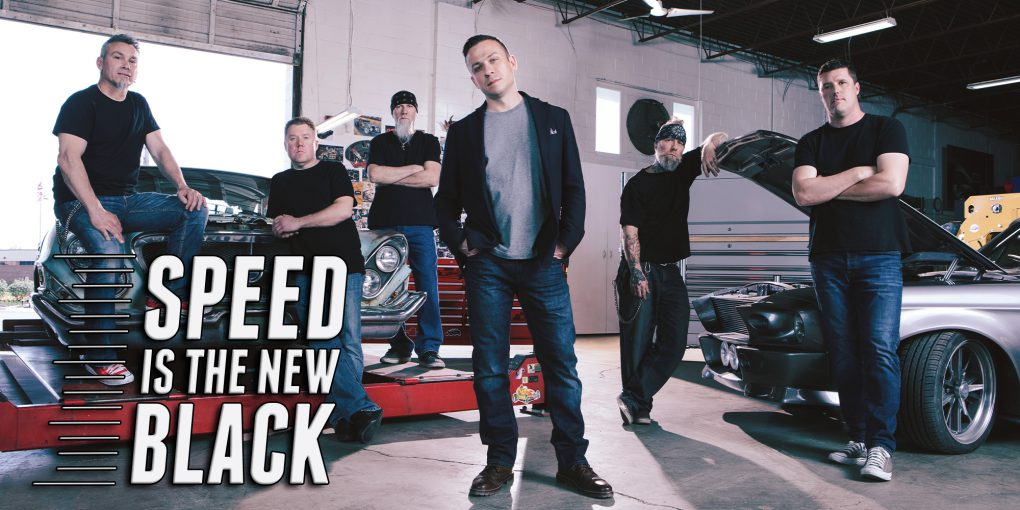 Speed is the New Black – season 1