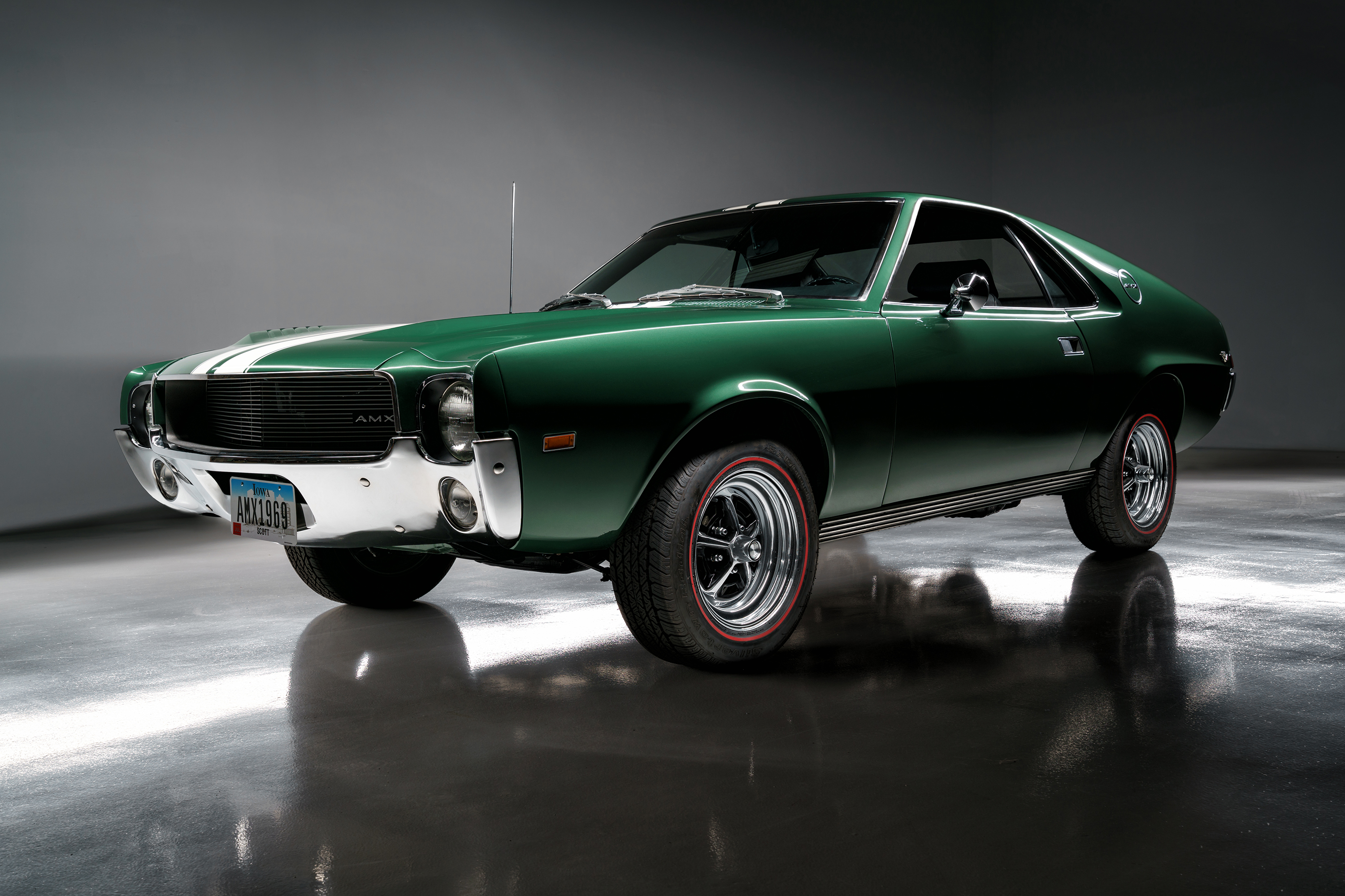 69 AMC AMX - RS