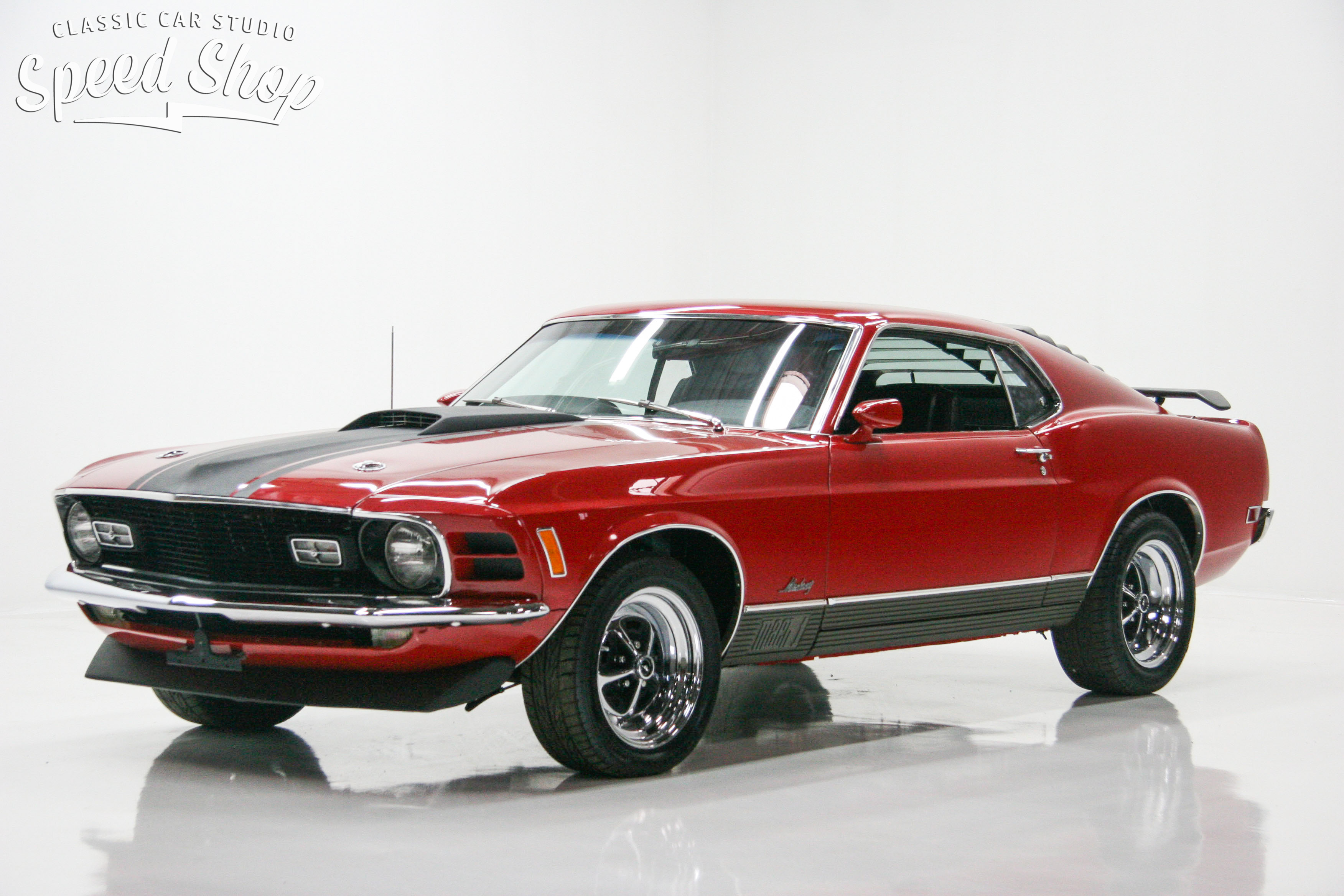 1970 mustang mach 1 restoration ccs speed shop. Black Bedroom Furniture Sets. Home Design Ideas