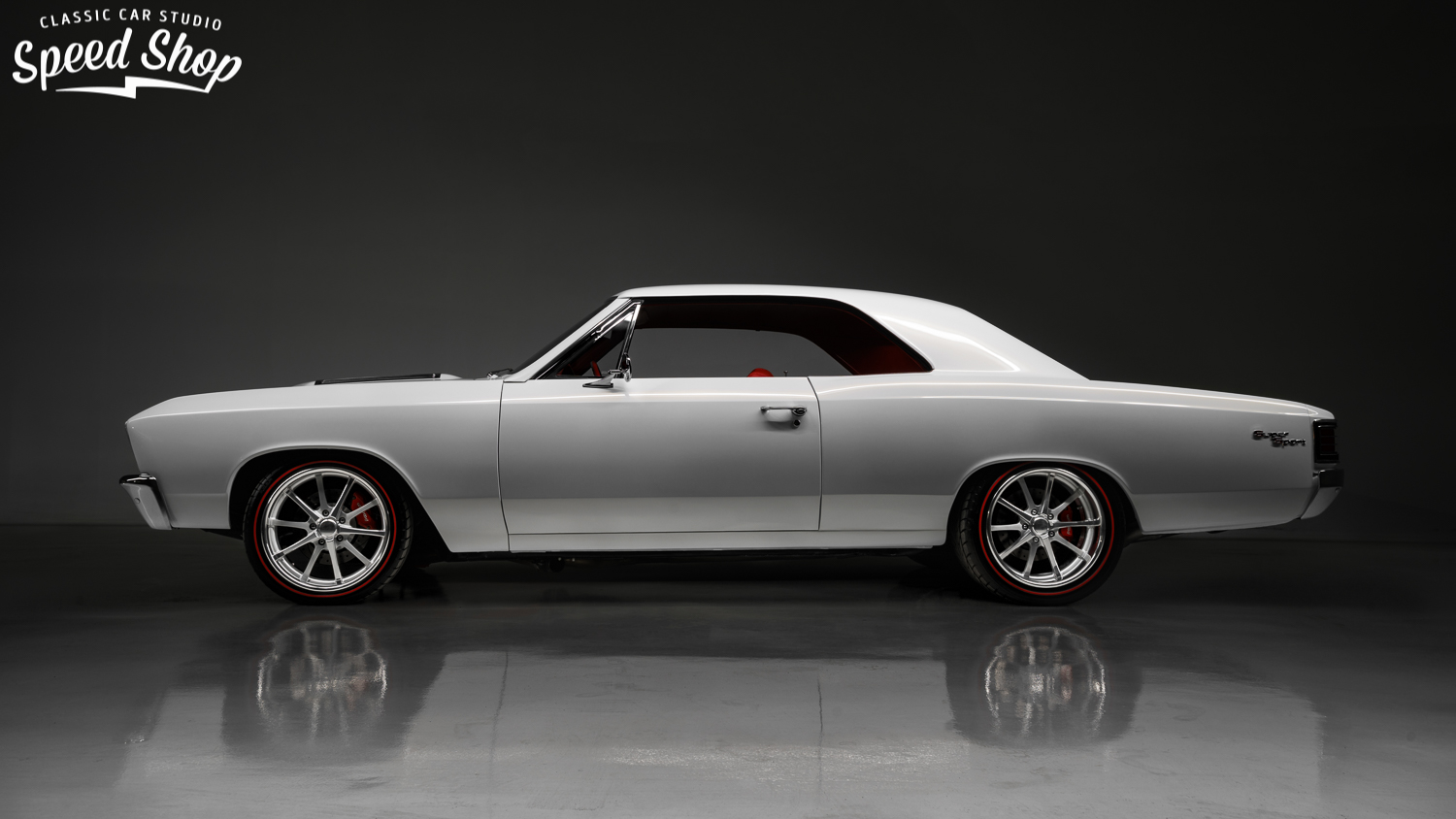 "1967 Chevelle – ""Frostbite"" 