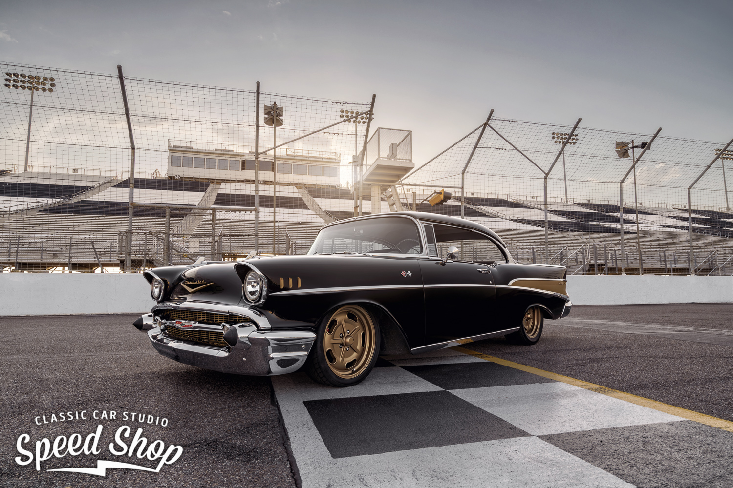 1957 Chevrolet Bel Air | CCS Speed Shop