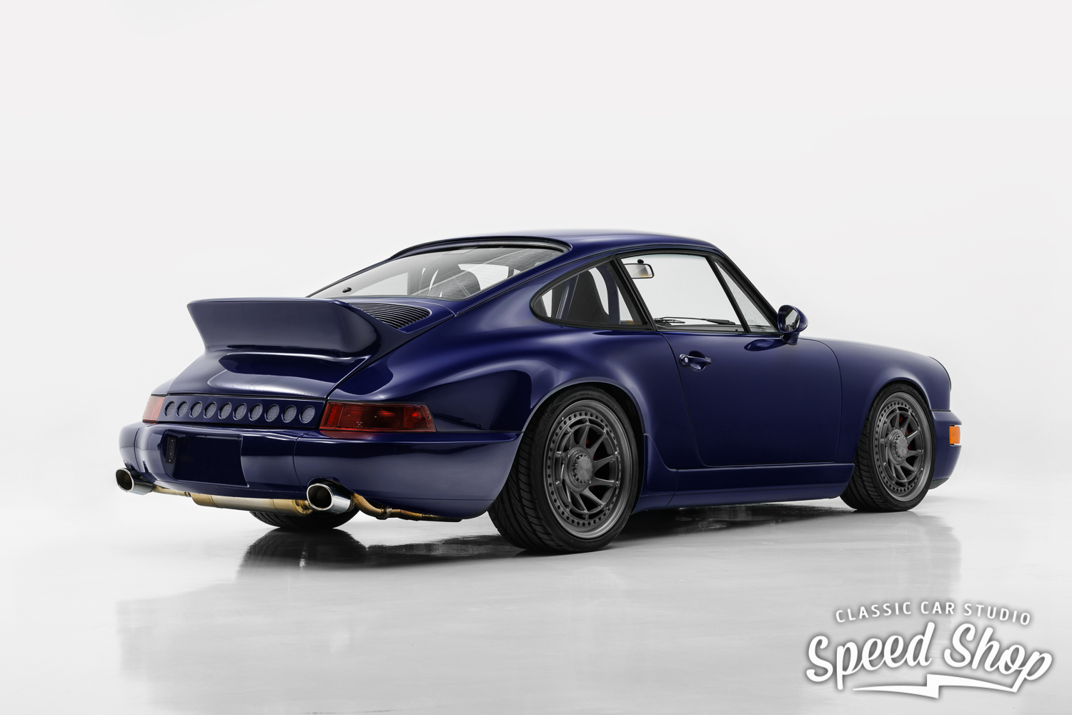 1990 Porsche 964 Ccs Speed Shop