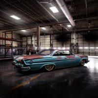 1962 Chrysler 300 - Hot Rod Magazine-showcase