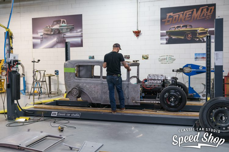 31 Ford - Build Photos-159