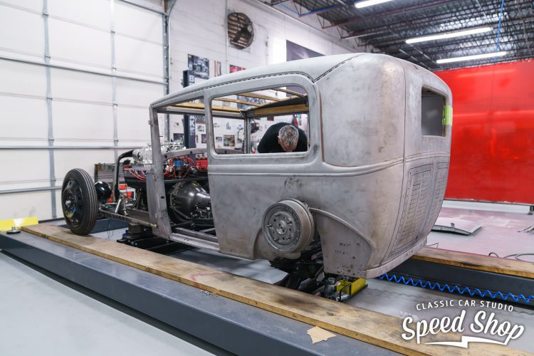 31 Ford - Build Photos-160