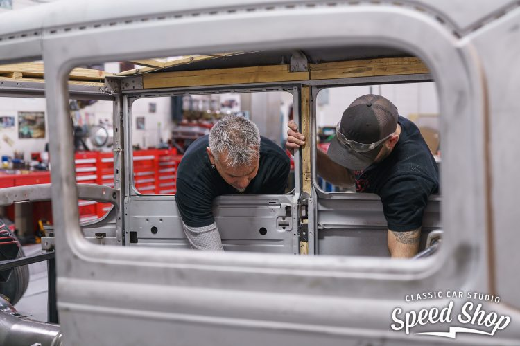 31 Ford - Build Photos-161