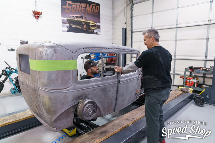 31 Ford - Build Photos-164