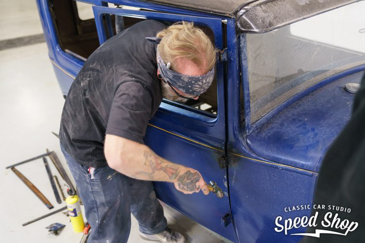 31 Ford - Build Photos-22