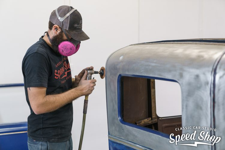 31 Ford - Build Photos-38