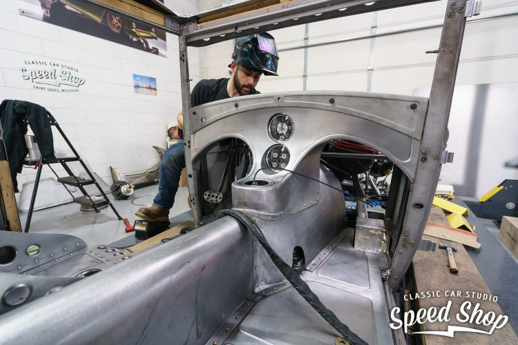 31 Ford - Build Photos-383