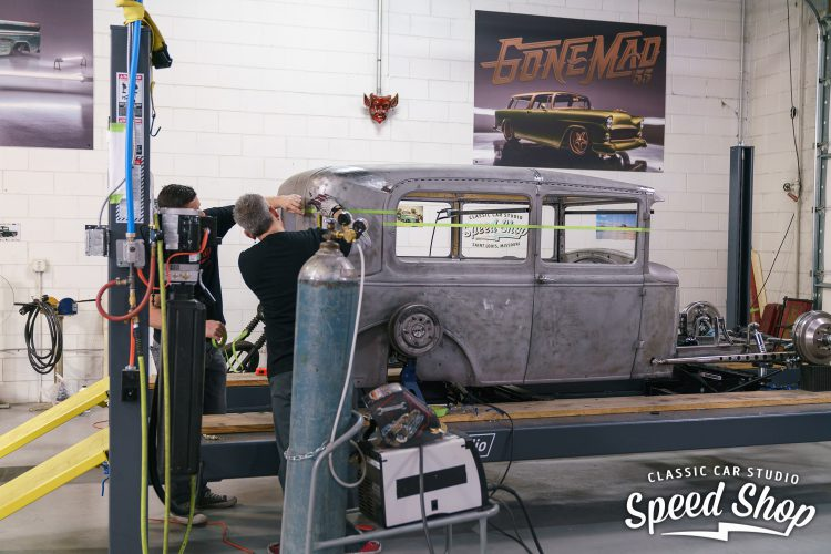 31 Ford - Build Photos-478