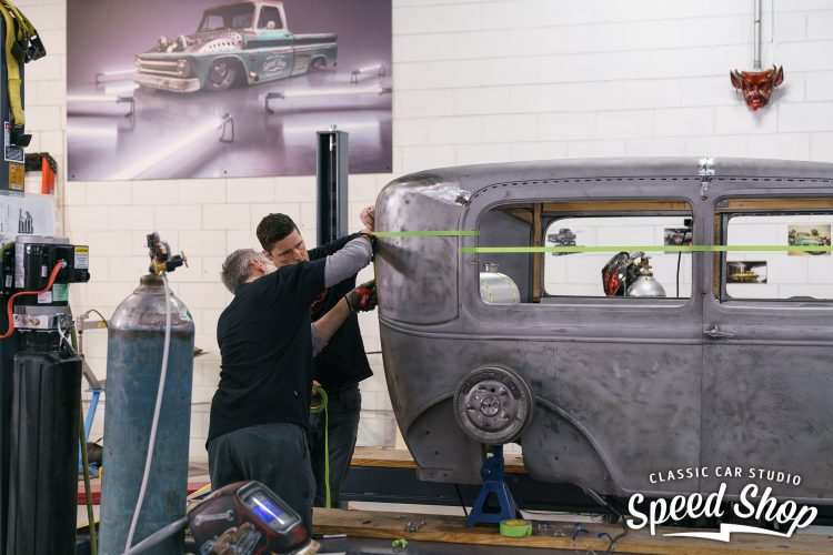 31 Ford - Build Photos-480