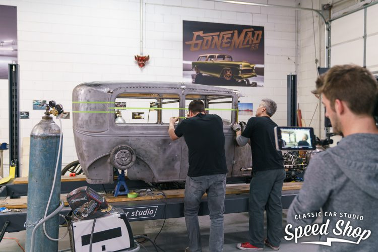 31 Ford - Build Photos-483