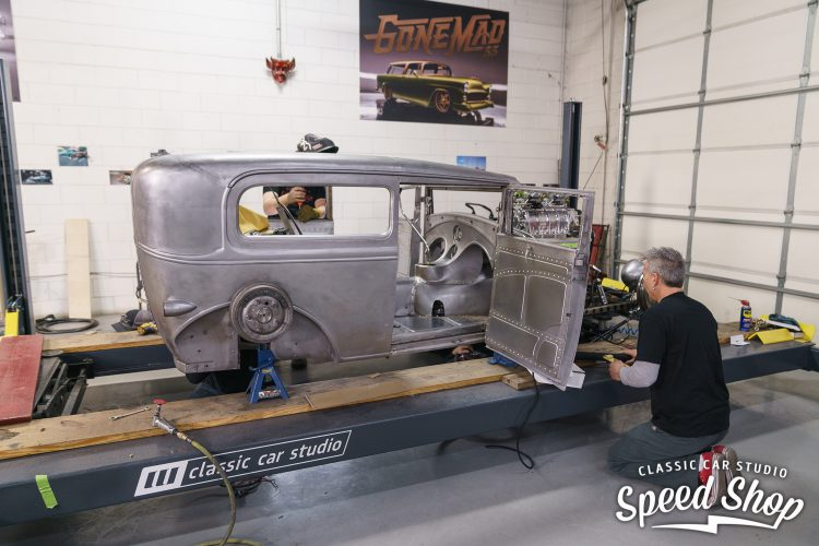 31 Ford - Build Photos-515
