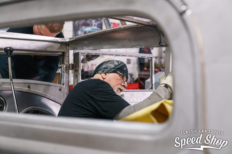 31 Ford - Build Photos-541