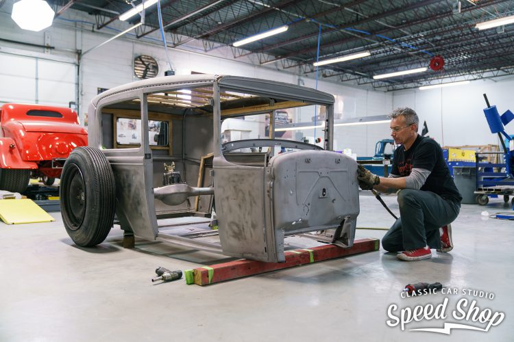 31 Ford - Build Photos-55