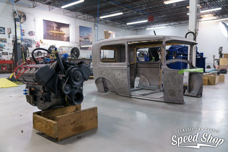 31 Ford - Build Photos-62