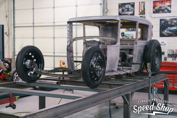 31 Ford - Build Photos-76