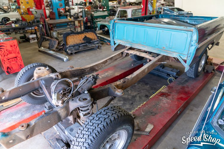 70 Ford F100 - Build Photos-100
