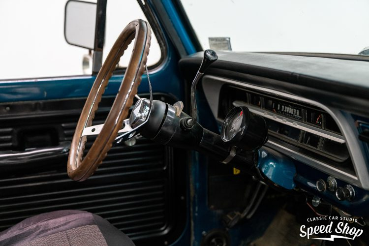 70 Ford F100 - Build Photos-13