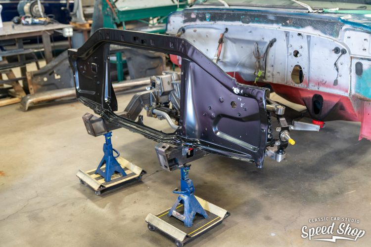 70 Ford F100 - Build Photos-130