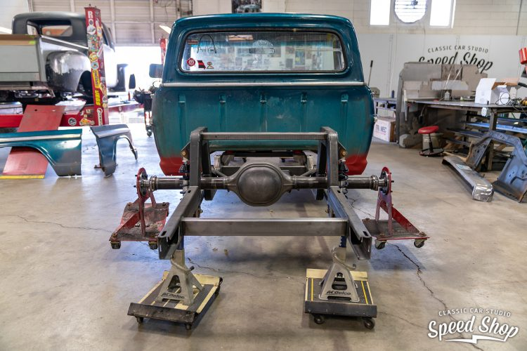 70 Ford F100 - Build Photos-134