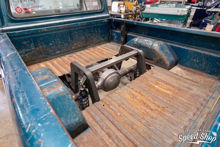 70 Ford F100 - Build Photos-142