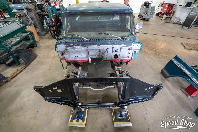 70 Ford F100 - Build Photos-144