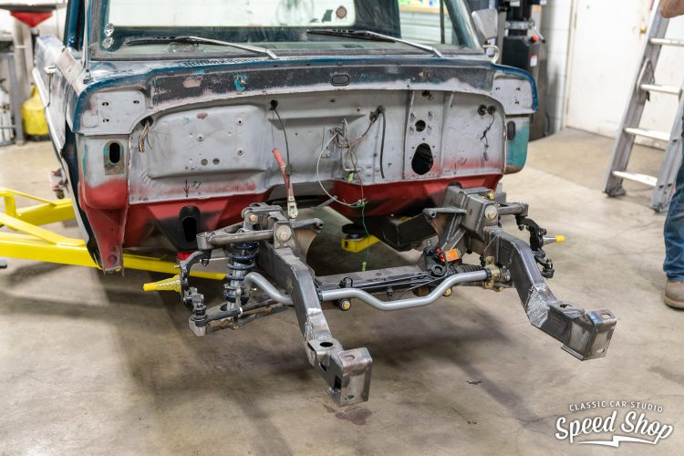 70 Ford F100 - Build Photos-151
