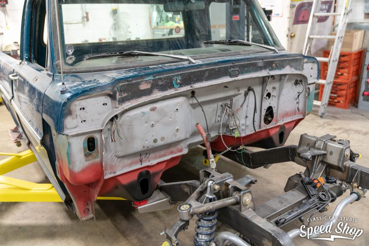 70 Ford F100 - Build Photos-154