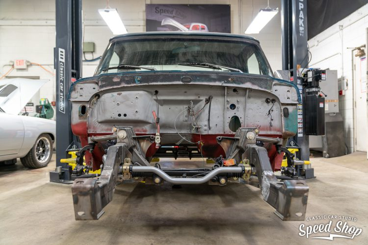 70 Ford F100 - Build Photos-155