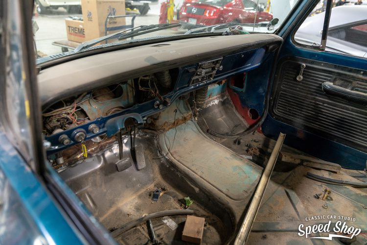 70 Ford F100 - Build Photos-157