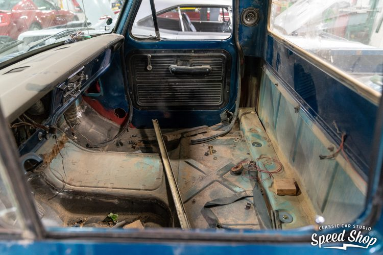 70 Ford F100 - Build Photos-158