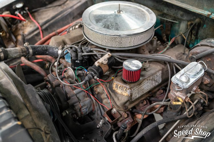 70 Ford F100 - Build Photos-16