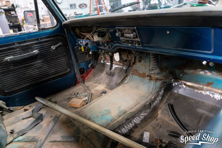 70 Ford F100 - Build Photos-162