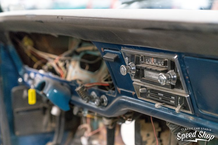 70 Ford F100 - Build Photos-163