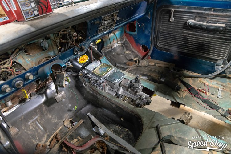 70 Ford F100 - Build Photos-181