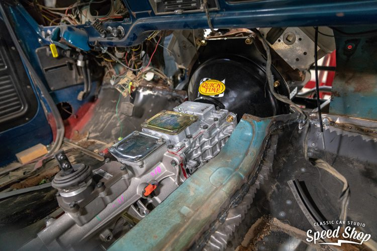 70 Ford F100 - Build Photos-183