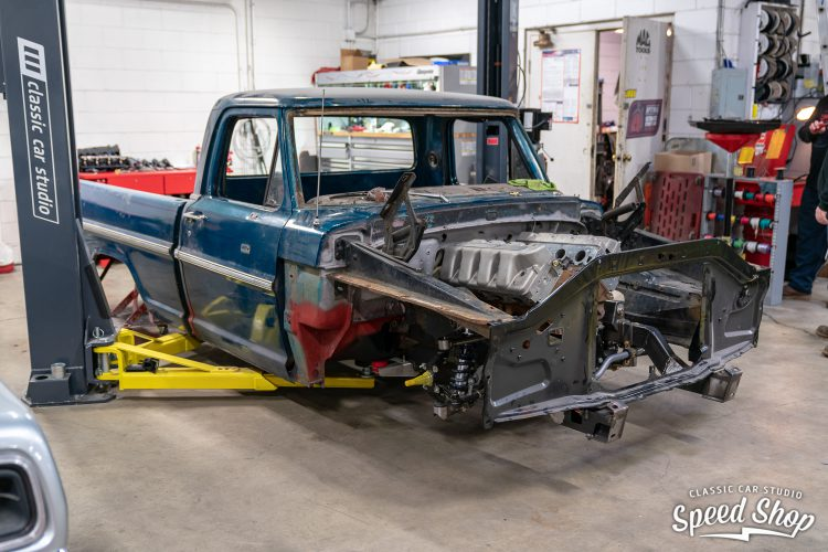 70 Ford F100 - Build Photos-184