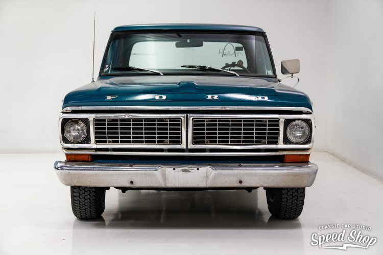 70 Ford F100 - Build Photos-2