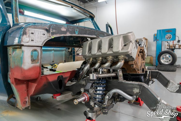 70 Ford F100 - Build Photos-202